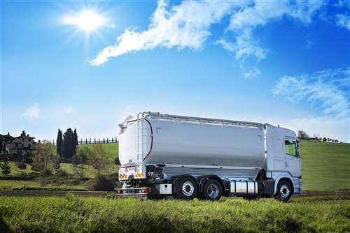 BULK FEED TANKS SEMITRAILER